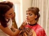 работа профессионального специалиста по макияжу