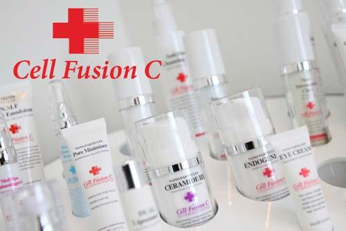 Косметика cell fusion c купить