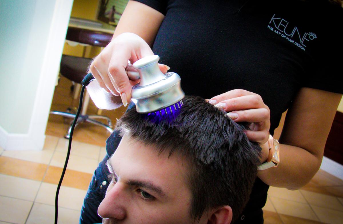 Маска с биотином для укрепления и стимуляции роста волос biotin energy kapous