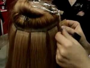 Ленточное наращивание - технологии наращивания волос в Калининграде