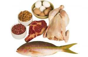 Белковая пища при раздельном питании