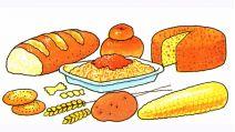 Углеводы при раздельном питании